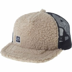 KAVU Fur Ball Trucker Hat