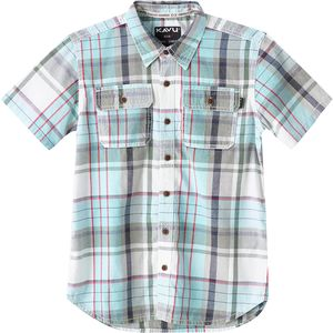KAVU Coastal Shirt - Short-Sleeve - Men's
