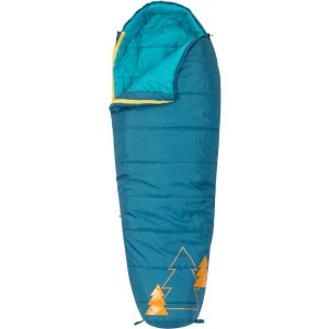 Kelty Little Tree 20 Sleeping Bag: 20 Degree Synthetic - Boys'