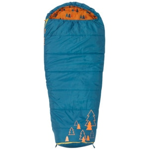 Kelty Big Dipper 30 Sleeping Bag: 30 Degree Synthetic - Boys'