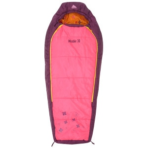 Kelty Woobie 30 Sleeping Bag: 30 Degree Synthetic - Kids'