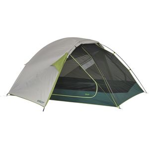 Kelty Trail Ridge 3 Tent with Footprint: 3-Person 3-Season