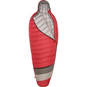 Kelty Tuck Sleeping Bag: 20 Degree Synthetic - Women's
