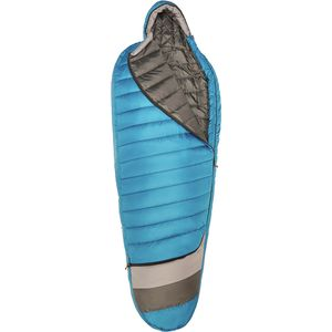 Kelty Tuck Sleeping Bag: 40 Degree Synthetic