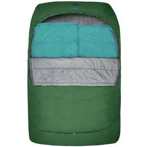 Kelty Tru.Comfort Doublewide Sleeping Bag:  20 Degree Synthetic