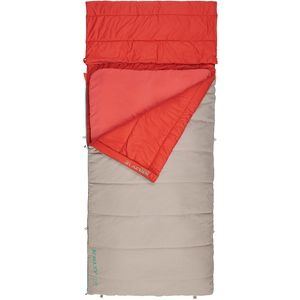 Kelty Revival Cloudloft Sleeping Bag: 15 Degree Synthetic - Women's