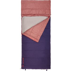 Kelty Revival Cloudloft Sleeping Bag: 40 Degree Synthetic - Women's