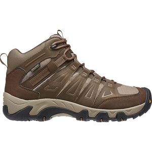 KEEN Oakridge Mid Waterproof Hiking Boot - Men's