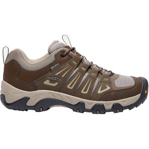 KEEN Oakridge Waterproof Hiking Shoe - Men's
