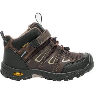 KEEN Oakridge Mid WP Hiking Boot - Little Boys'