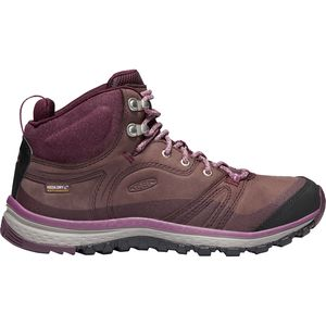 KEEN Terradora Leather Mid Waterproof Boot - Women's
