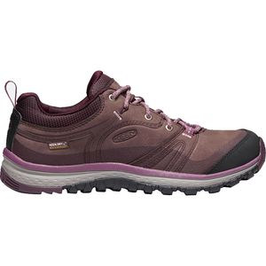 KEEN Terradora Leather Waterproof Hiking Shoe - Women's