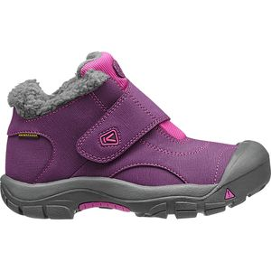 KEEN Kootenay Waterproof Shoe- Little Girl's
