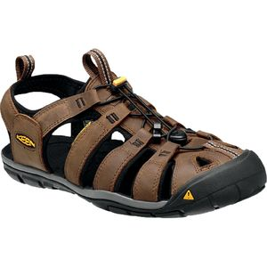 KEEN Clearwater CNX Leather Sandal - Men's