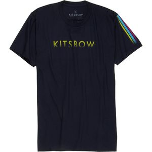 Kitsbow Race Stripe T-Shirt - Short Sleeve - Men's