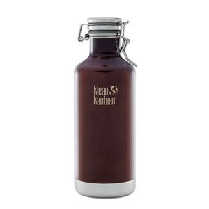 Klean Kanteen Vacuum Insulated Water Bottle with Swing Lok Cap - 32oz