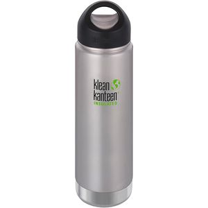Klean Kanteen 20oz Wide Vacuum Insulated Bottle