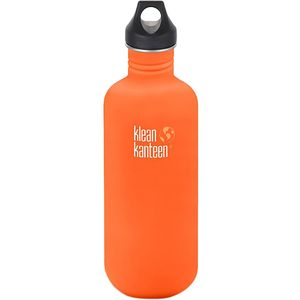 Klean Kanteen Classic Loop Cap Water Bottle - 40oz