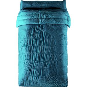 Klymit KSB Double Sleeping Bag: 30F Down