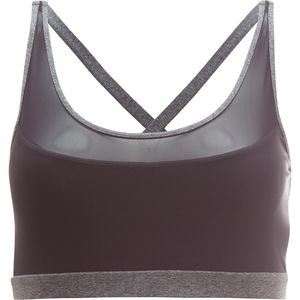 Ki Pro NYC Mesh Cross Back Bra - Women's
