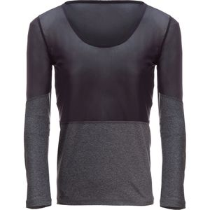 Ki Pro NYC Mesh Pullover Long-Sleeve Top - Women's