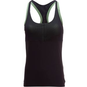 Ki Pro NYC Color Block Zip Tank - Women's