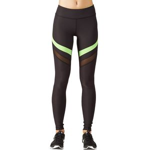 Ki Pro NYC Mesh Wave Legging - Women's