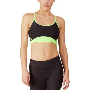 Ki Pro NYC Color Block Sports Bra - Women's