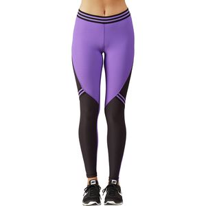 Ki Pro NYC Varsity Stripe Block Legging - Women's
