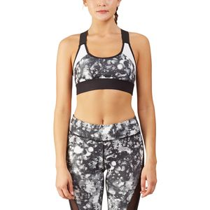 Ki Pro NYC Lava Print Sports Bra - Women's