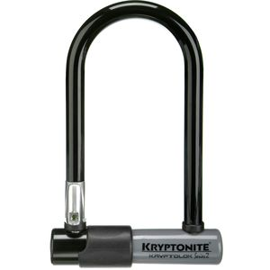 Kryptonite KryptoLok Series 2 Mini-7 U-Lock with Front WheelBolts
