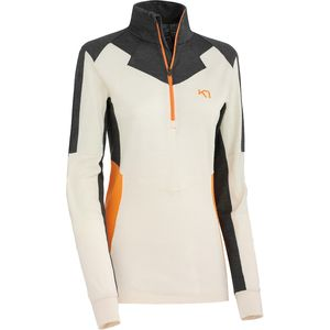Kari Traa Voss Long-Sleeve 1/4-Zip Top - Women's