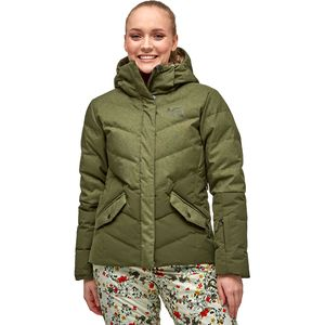 Kari Traa Helicopter Down Jacket