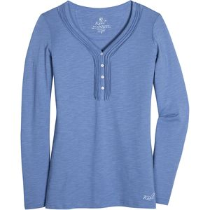 KUHL Vega Henley Shirt - Long-Sleeve - Women's