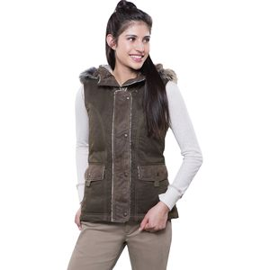 KUHL Arktik Down Hooded Vest - Women's