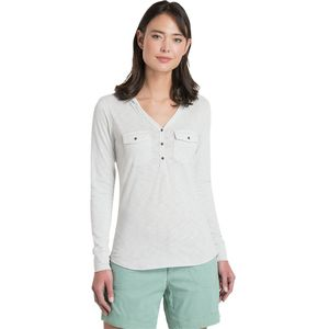 KUHL Sora Hooded Long-Sleeve Shirt - Women's