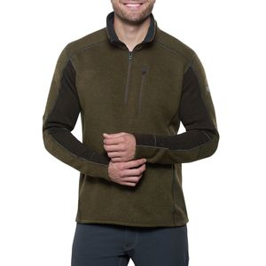 KUHL Interceptr 1/4-Zip Fleece Jacket - Men's