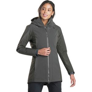 KUHL Kopenhagen Insulated Trench Coat - Women's