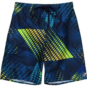 Laguna Graphic Print Boardshort - Men's