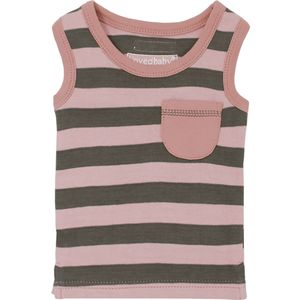 L'oved Baby Racer-Back Tank Top - Toddler Girls'