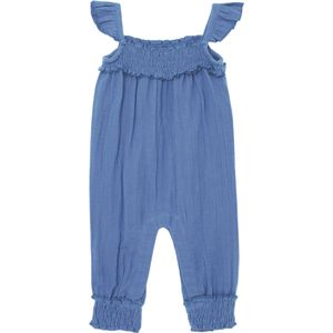 L'oved Baby Muslin Sleeveless Romper - Toddler Girls'