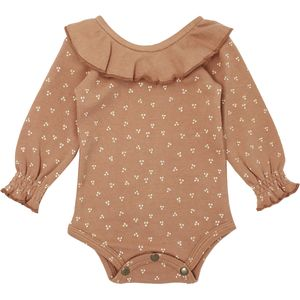 L'oved Baby Vintage Ruffle Bodysuit - Infant Girls'
