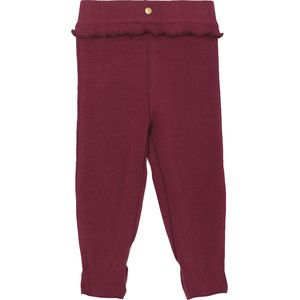 L'oved Baby Ruffle Footless Legging - Infant Girls'
