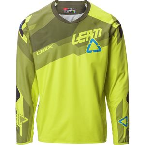 Leatt 5.0 All Mountain DBX Jersey - Long-Sleeve - Men's