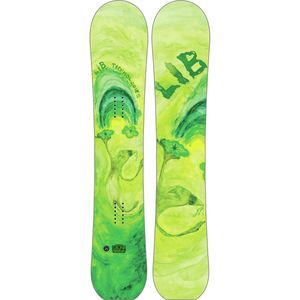 Lib Technologies Scott E Wittlake World's Greenest Snowboard