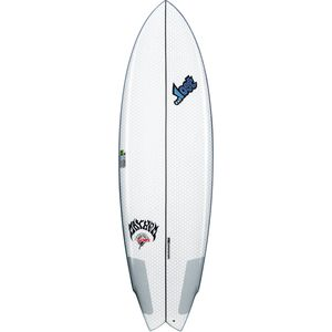 Lib Technologies Lib X Lost Round Nose Fish Surfboard
