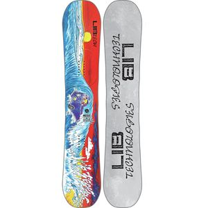 Lib Technologies MC Bus in Da Barrel Snowboard