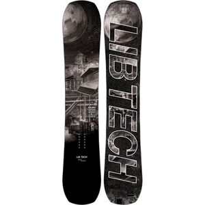 Lib Technologies Box Knife Snowboard - Wide
