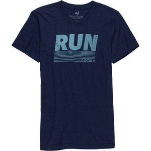 Locally Grown Run Local Tri-Blend T-Shirt - Men's