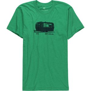 Locally Grown Food Truck Tri-Blend T-Shirt - Men's
